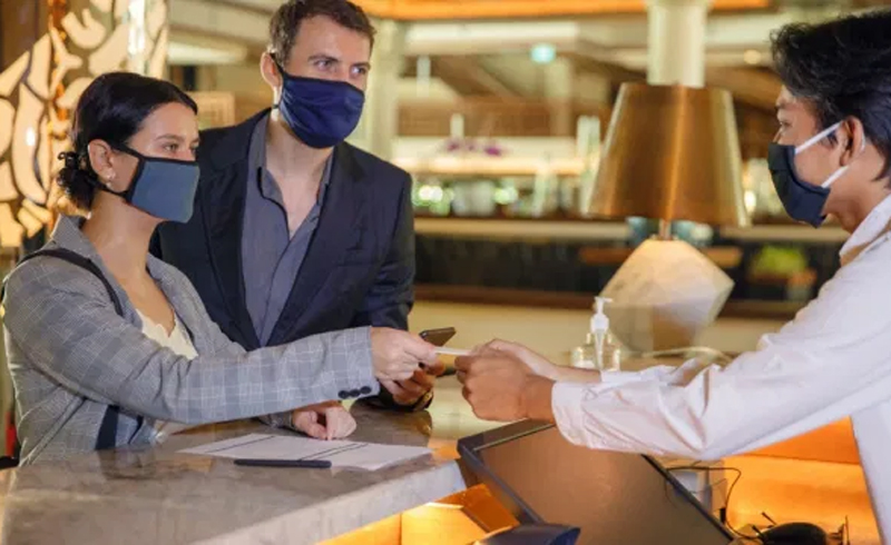 These Are the 4 Things You Should Never Touch in a Hotel