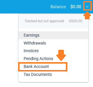 How To Sign Up & Use Impact Radius Affiliate Network   Configure Payment Method 1