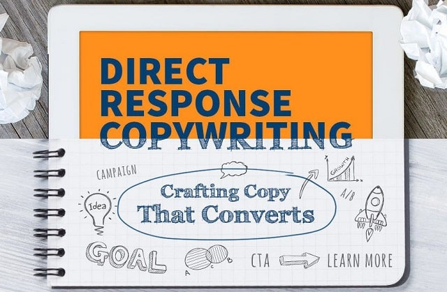 lessons direct response copywriters