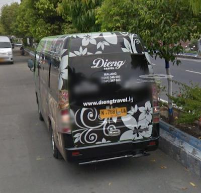 TRavel Ngawi Kediri