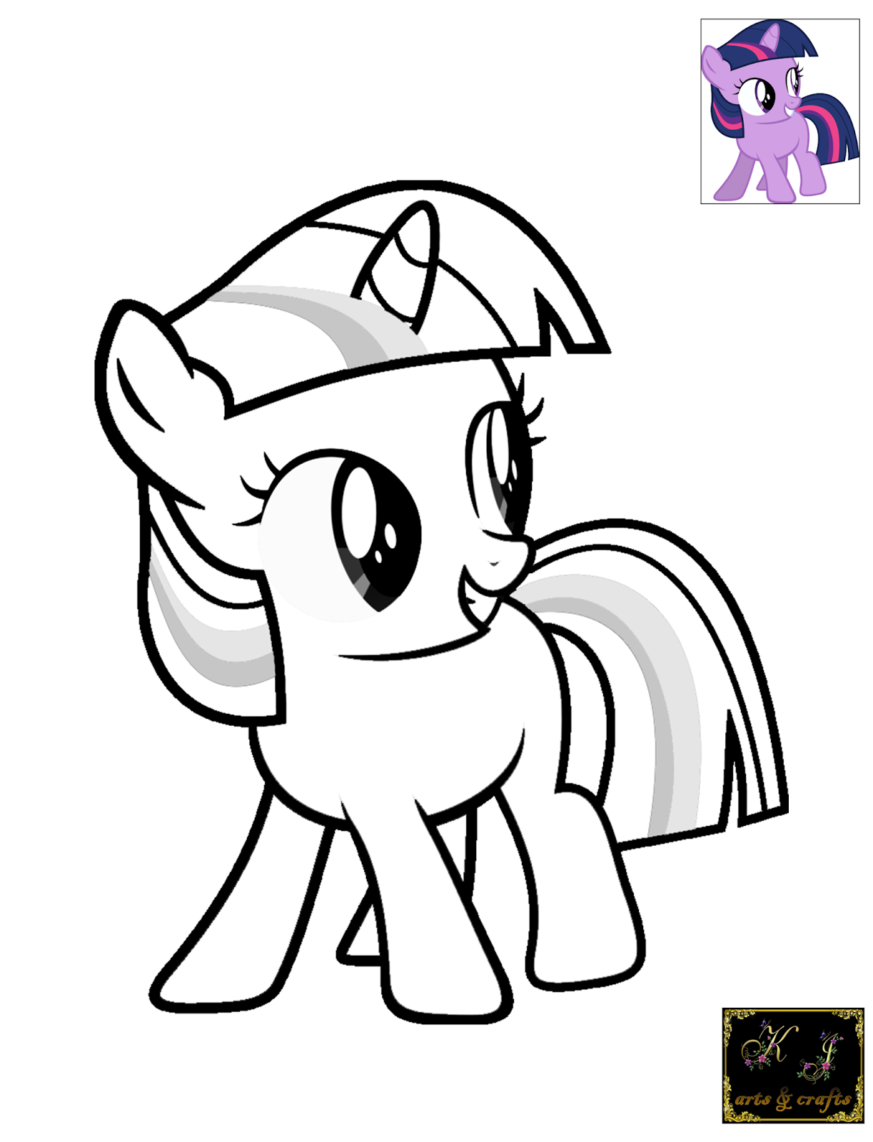 Sparkle Drawing at GetDrawings | Free download |Twilight Sparkle Face Coloring Page