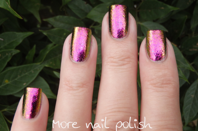 I Love Nail Polish - Electric Carnival ~ More Nail Polish