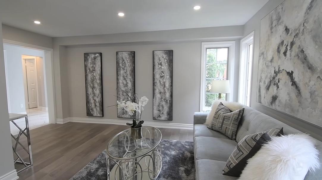 30 Interior Design Photos vs. 69 Welsh St, Ajax, ON Luxury Home Tour