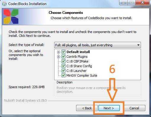 how to install code blocks