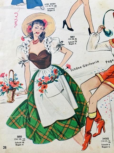 Camponesa Vintage