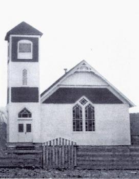 Ursprüngliche Wesendonck-Kirche