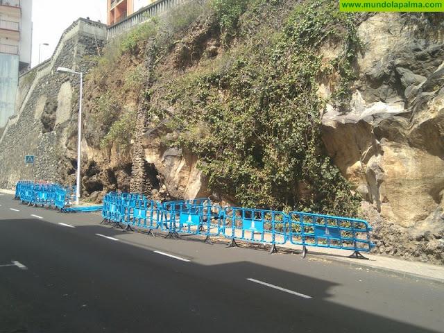 El PP reclama actuar con urgencia en el tramo de vía cortado en José López
