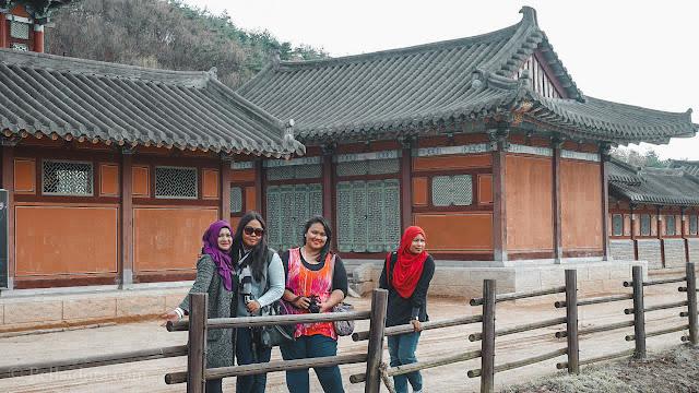 TEMPAT PENGAMBARAN MUNGYEONG SAEJAE DI KOREA, bercuti ke korea, bercuti di kore,