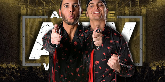 The Young Bucks Announce Their Final Indy Match