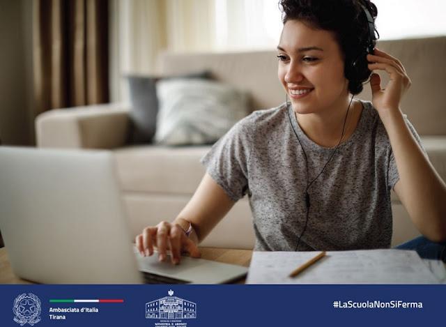 Ambasciata d'Italia a Tirana dice che insegnanti italiani e albanesi impegnati per l'educazione digitale