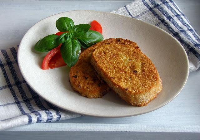 chlebsma%C5%BCony Chleb smażony w jajku