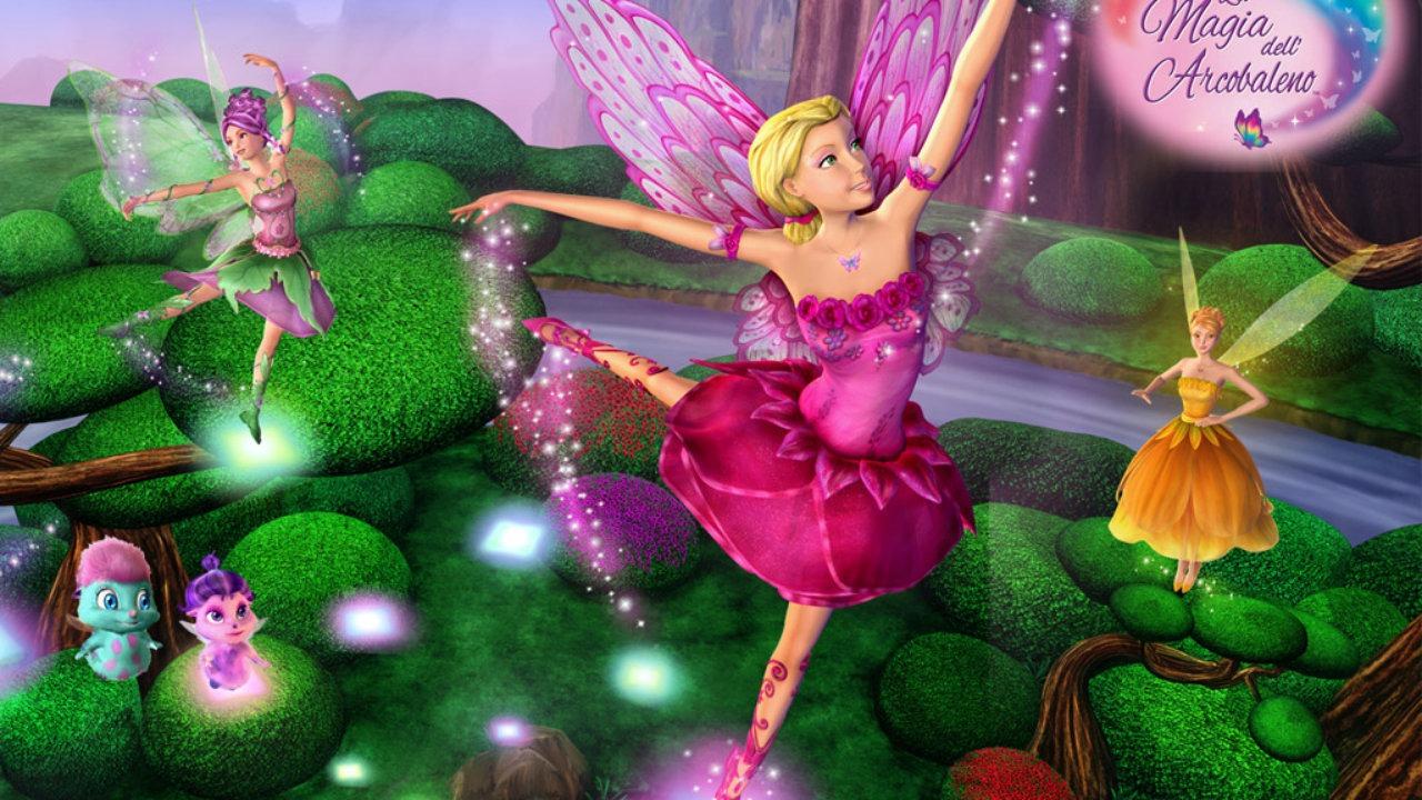 Barbie và Phép Màu Cầu Vồng - AVF - VFcartoon