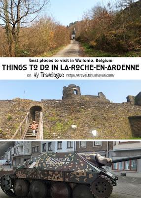 Things to do in La-roche-en-Ardenne pinterest