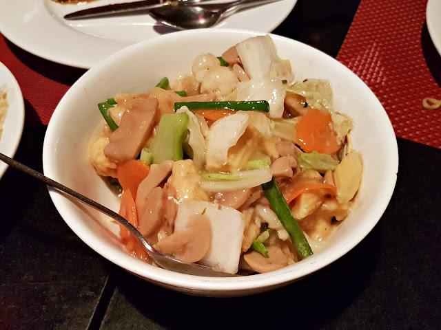 Chicken Chopsuey at China House, Salmiya, Kuwait