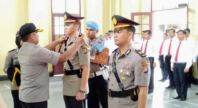 Jadi Kasat Reskrim Baru, Indra Akan Tingkatkan Pelayanan Hukum7