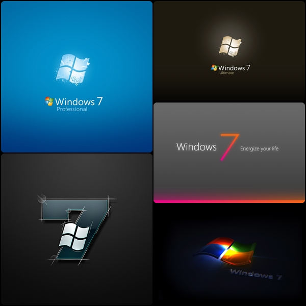 HD Windows 7 Wallpapers Pack