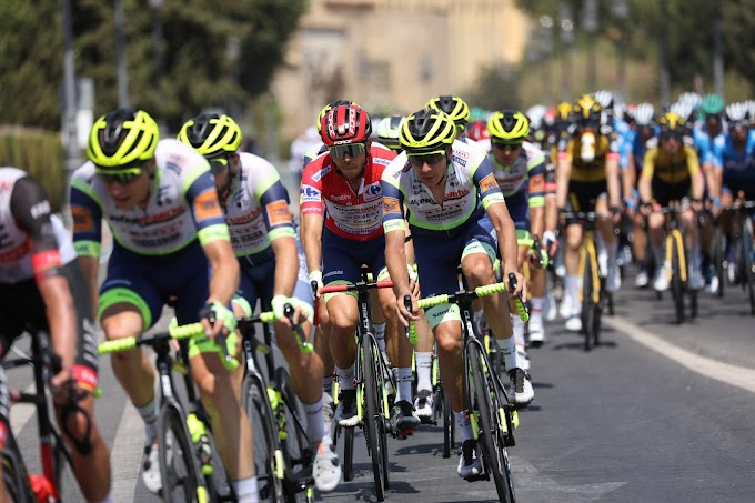 Las fotos de la 12ª etapa de la Vuelta a España - Fotos Ciclismo González