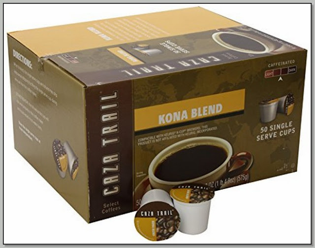 Kona Blend Coffee K Cups