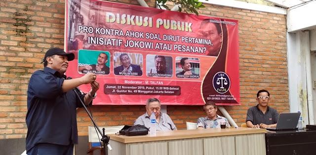 Ahok Sengaja Dimunculkan Untuk Tutupi Ketidakmampuan Jokowi Urusi Bangsa