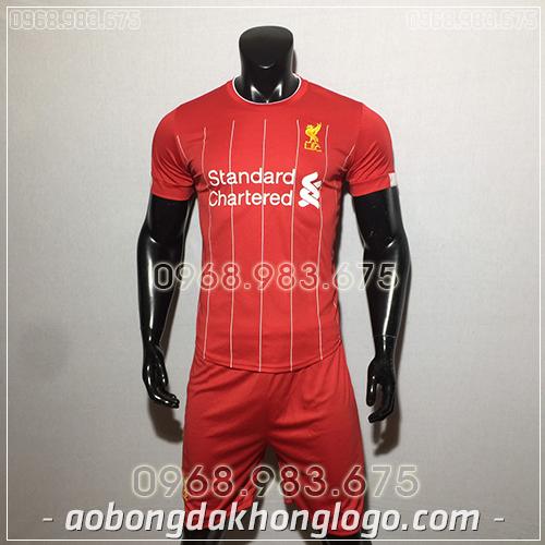 Áo bóng đá câu lạc bộ Liverpool đỏ 2020