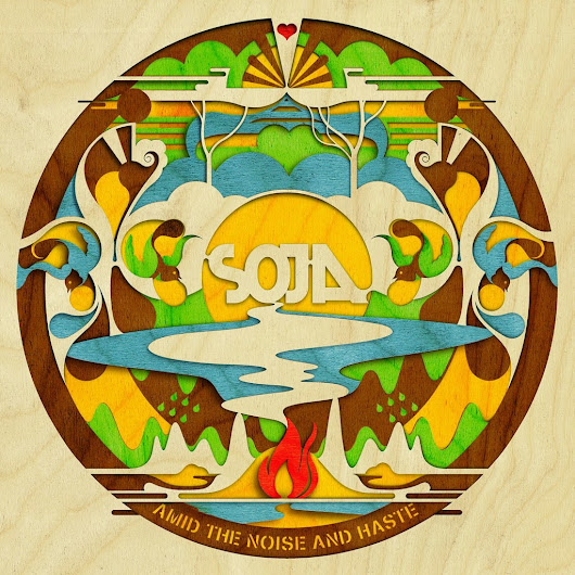 Download da Semana (67) – SOJA – Amid The Noise and Haste + Ziggy Marley – Fly Rasta