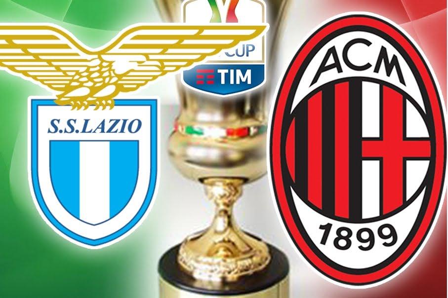 Quote Coppa Italia: Lazio favorita, ma il Milan la insidia