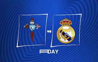 Celta Vigo vs Real Madrid – Highlights