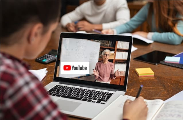 What is the use of YouTube to students?