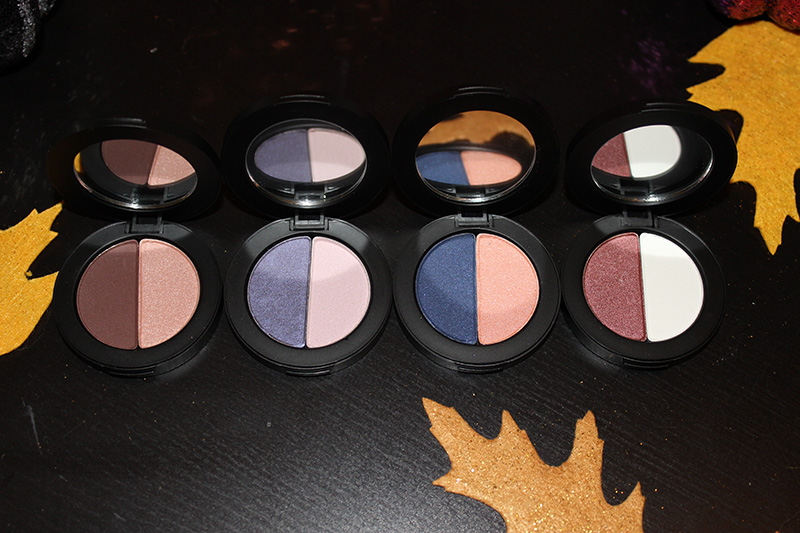 Youngblood Eyeshadow Duos