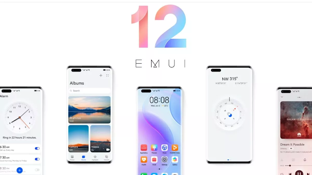 رسميًا هواوي تطلق EMUI 12 للجميع مع تصميم ومميزات جديدة تعرف عليها هنا