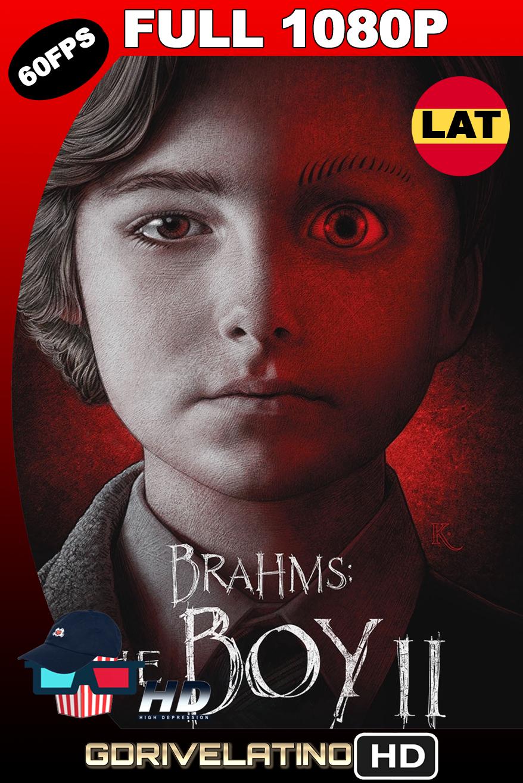 The Boy: La Maldición de Brahms (2020) BDRip FULL 1080p (60 FPS) Latino-Ingles MKV