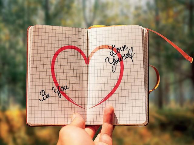 حب نفسك أكثر