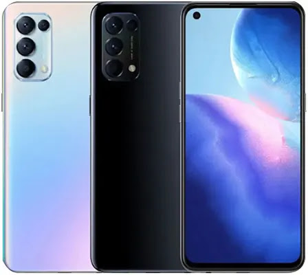 Oppo Reno 5 4G Specifications