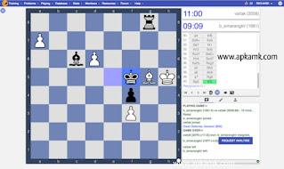 كيفية لعب الشطرنج اون لاين 2021