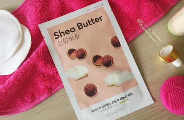Mascara manteiga de karite da missha