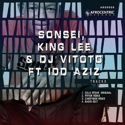 Sonsei, King Lee & DJ Vitoto feat. Idd Aziz - Zulu Spear [EP]