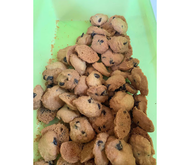 Resepi Biskut Chocolate Chip Ala Famous Amos