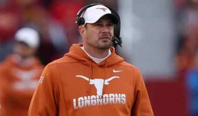Tom Herman Texas Head coach