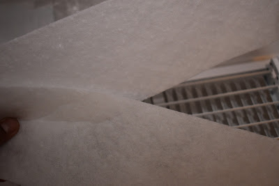 Web Filters used in AC Vents