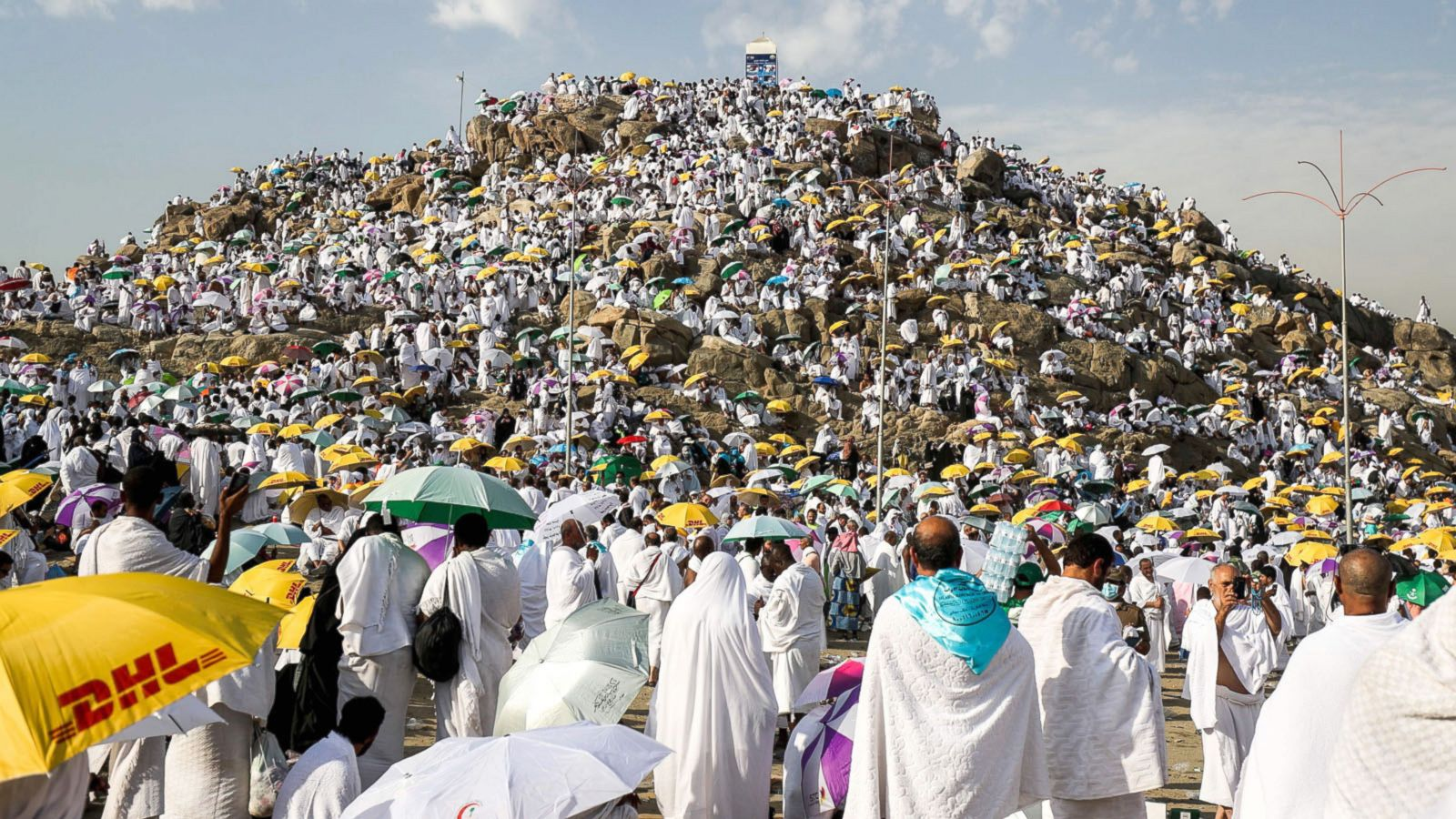 Tips for Hajj Pilgrims Stay Healthy and Fit | All About Umrah