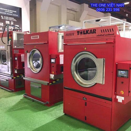 máy sấy Tolkar cho tiệm giặt