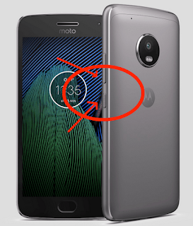 Cara Mengambil Screenshot di Moto G5, Begini caranya