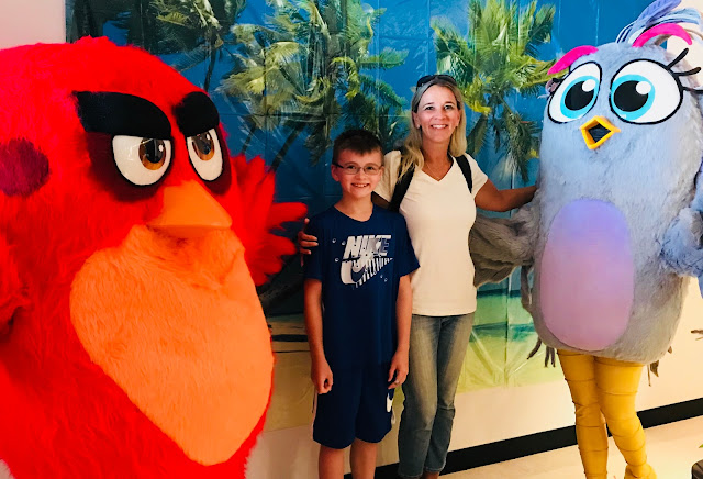 The Angry Birds Movie 2 Spoiler Free Review And A Giveaway The