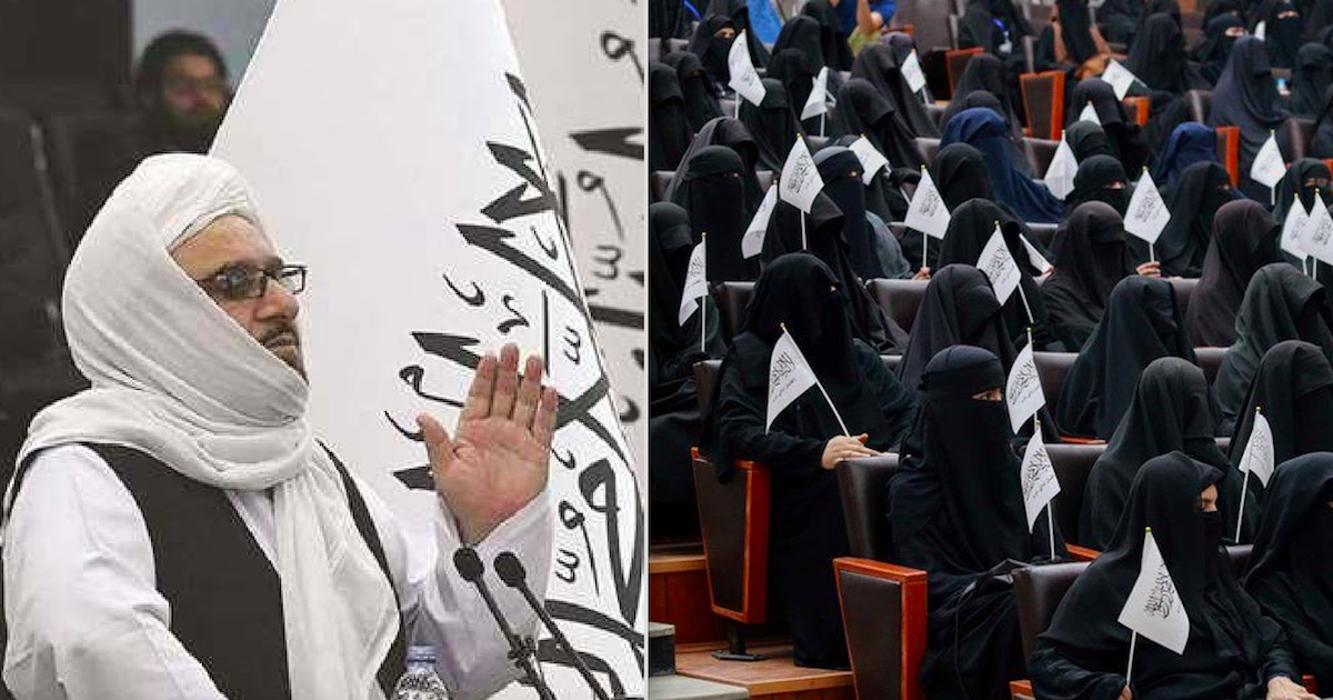 The Taliban Announce New Laws For Universities, Segregating Genders And Forcing Women To Cover Up