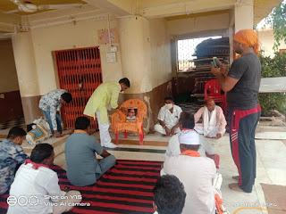 श्यामा  प्रसाद मुखर्जी बलिदान दिवस मनाया गया