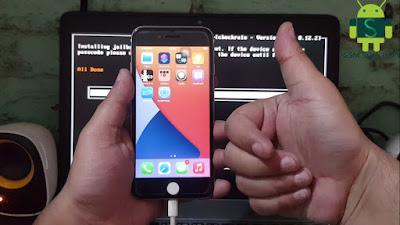iOS14.4 Jailbreak Apple Device With Checkra1n 0.12.2 on Windows Pc