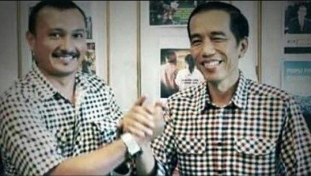 Ferdinand Hutahaean Jokowi