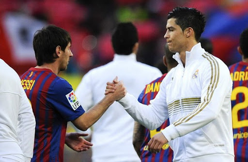 Cristiano Ronaldo believes his rivalry with Lionel Messi makes him a better player