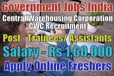 CWC Recruitment 2019