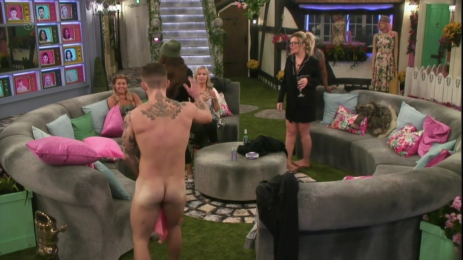Nude Big Brother Men Gif